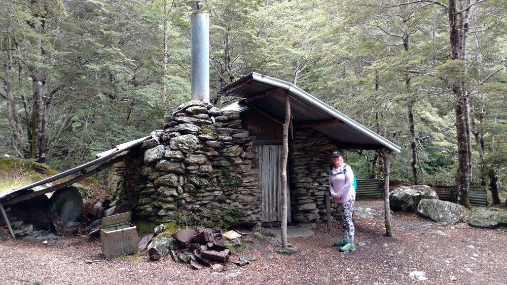 Sam Summers Hut