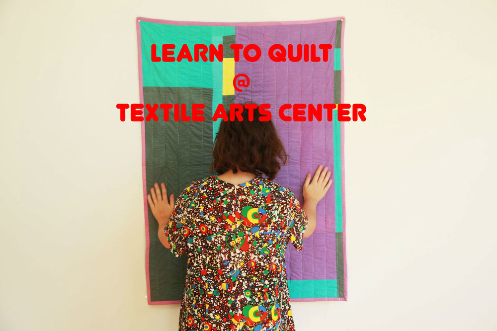 Don't miss your chance to sign up for my upcoming  Quilting class, starting Sunday, May 7th at the textile arts center! In this three-week class, students will learn the basics of quilting, including terminology, how to use a rotary cutter, how to sew and press block units, and a variety of hand and machine quilting techniques. Space is limited so  reserve your seat today!  https://campscui.active.com/orgs/TextileArtsCenter#/selectSessions/1547203