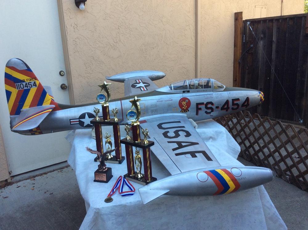 Monty Welch's F-89