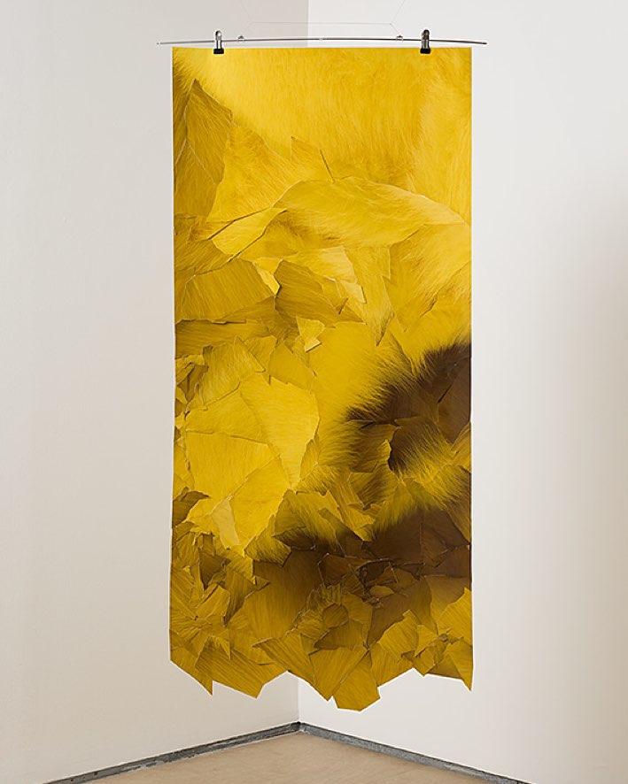 Work by Irit Tamari at Ashdod Museum