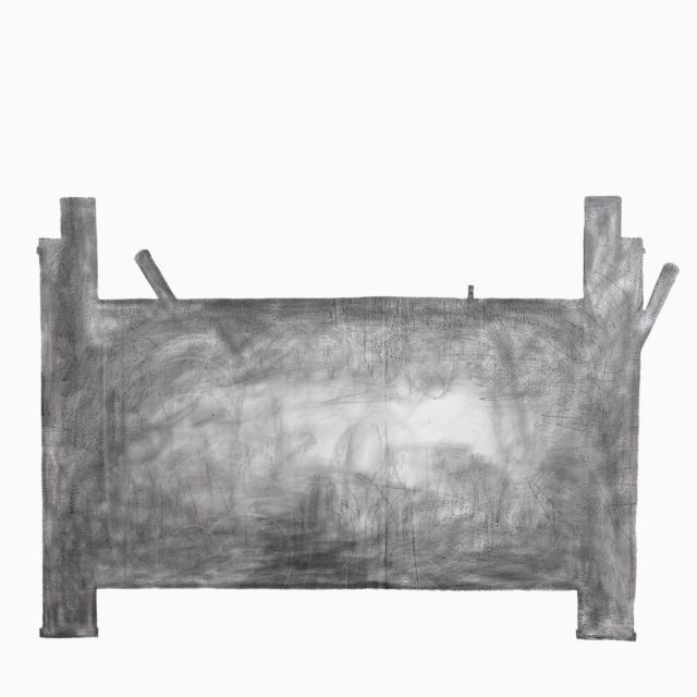 2. מיכל גלבוע דוד, NULL – part no 1,  רישום, גרפיט על הקיר 93 על 124 סמ', 2017. צילום- ניר אלון.jpg