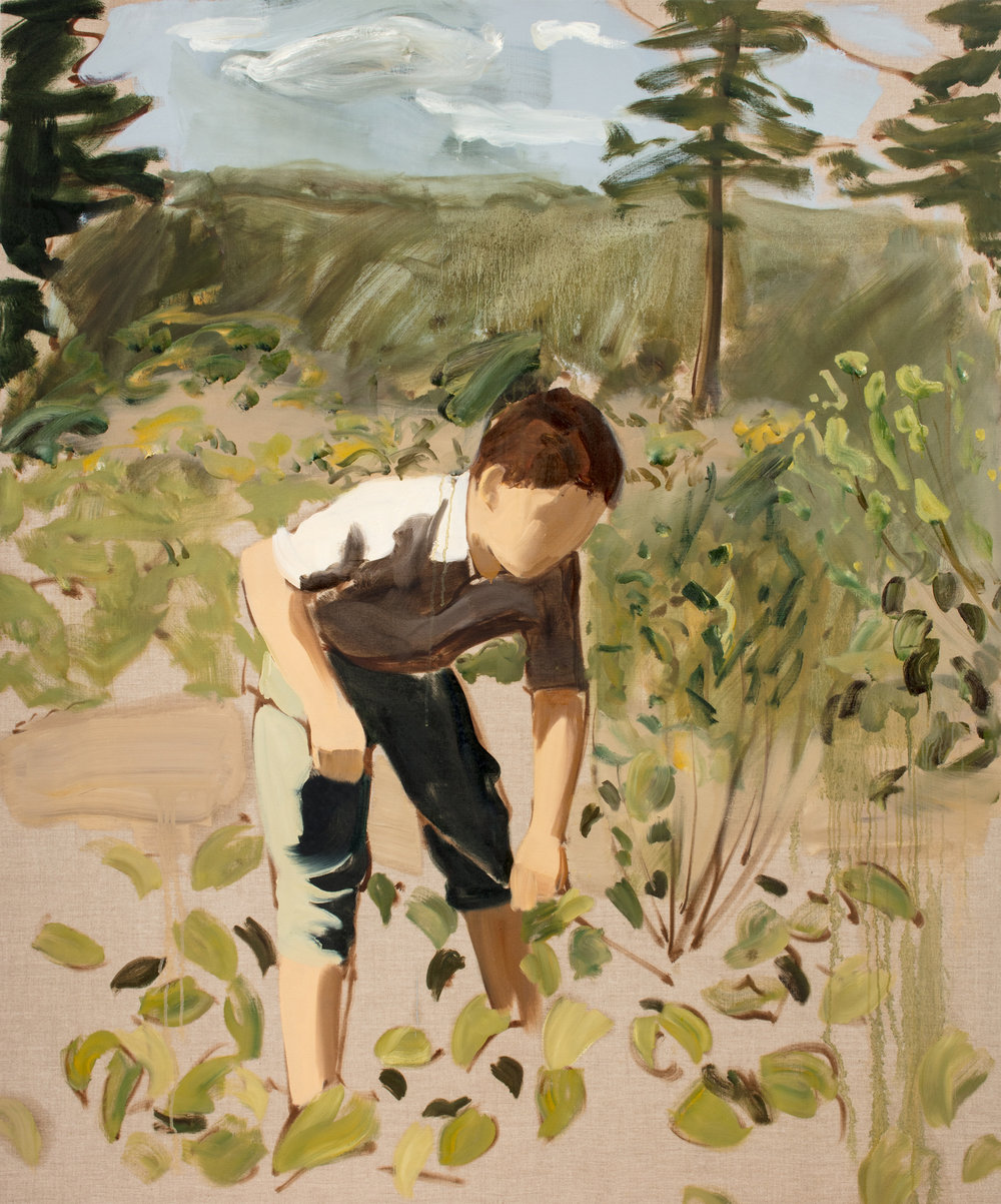 Gidoen Rubin, Untitled (in the field), 150X125 cm, 2017.jpg