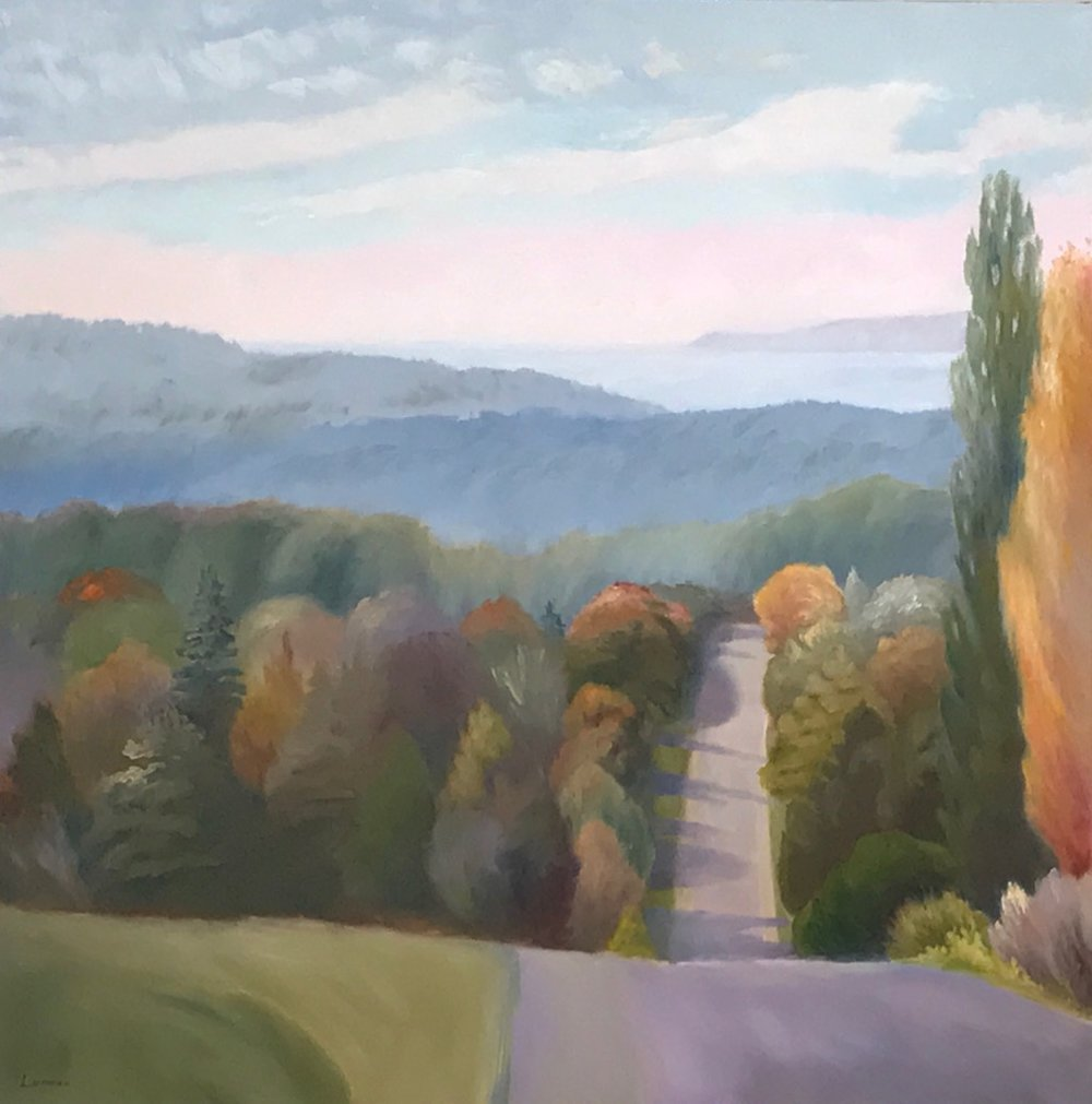 "Manitou View Again | 36""x36"""