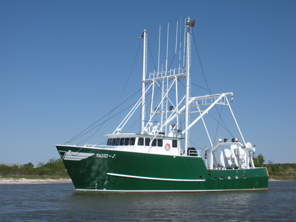 94' Scalloper, Jemison Construction