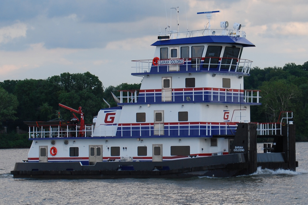 94' Inland Towboat