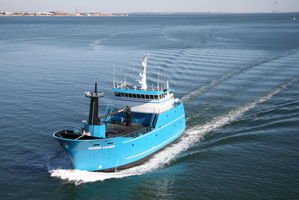 124' Fishing Vessel (NC Lofting Services)