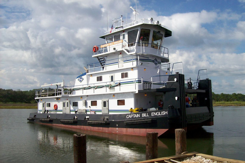 74' Inland Towboat