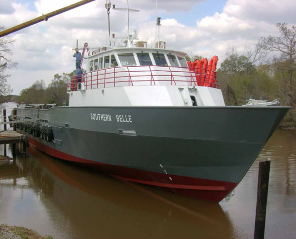 170' Crew Supply Vessel