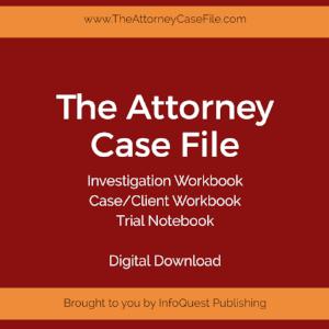The Attorney Case File