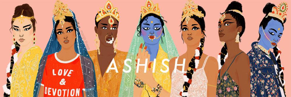Ashish S/S '17
