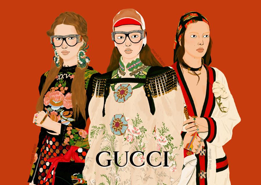 Gucci / SS '17