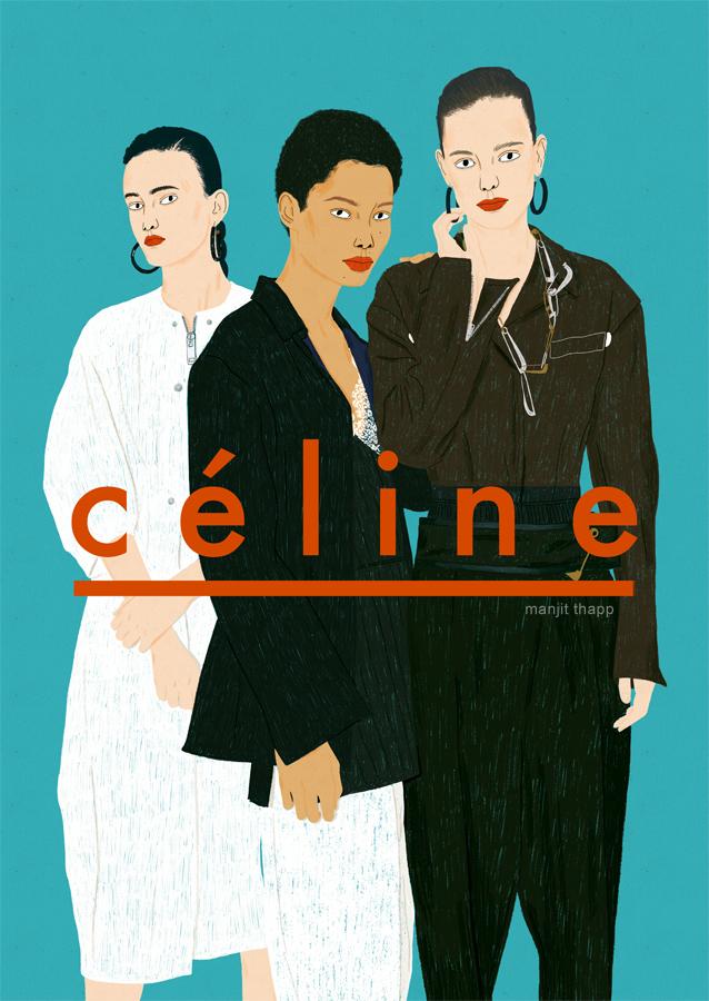 Celine / SS '16