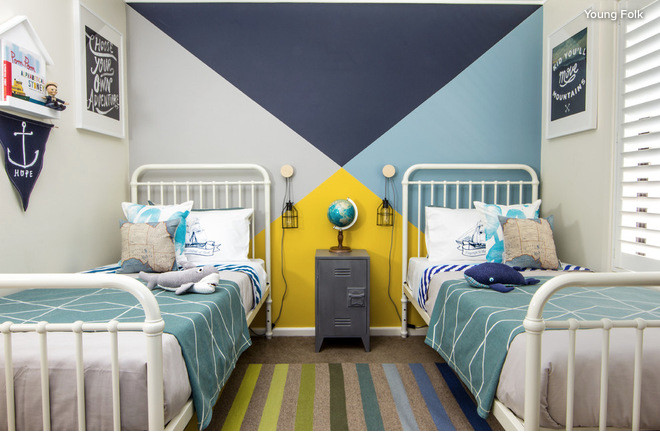 Why You Should Paint Your Walls More Than One Color | 305 ...