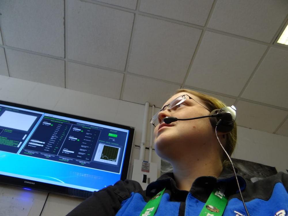Ames Science Backroom - 2012