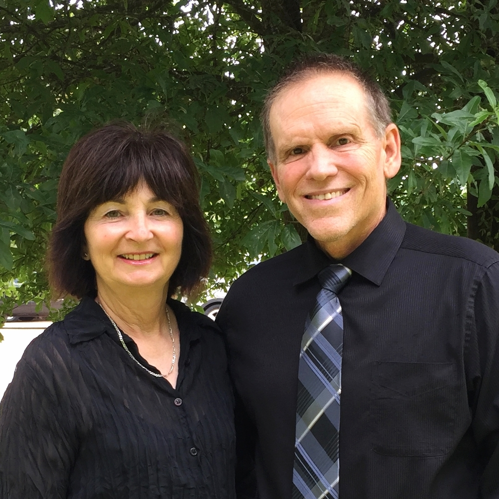 Pastors Donnie and Sue Shaffer