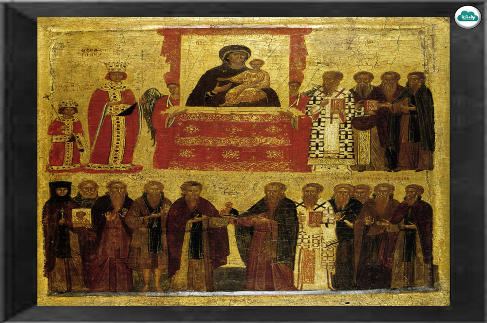 icon of triumph of orthodoxy