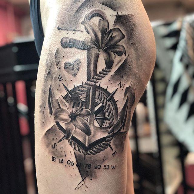 Harmeet's Tattoos