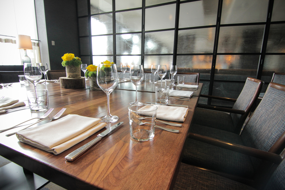 Private Dining Goldfinch Tavern