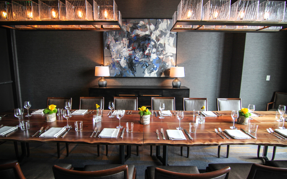 Four Seasons Seattle   Private Dining At Goldfinch Tavern
