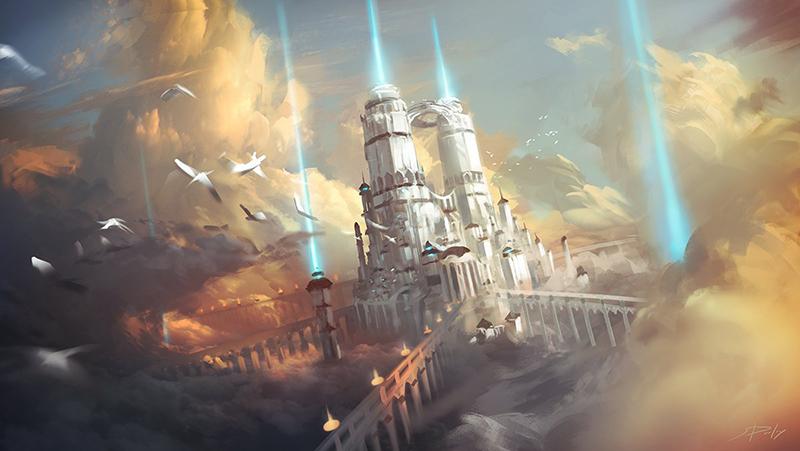Battlebond concept art