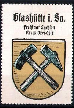 Photo  oben : Ingeborg Bechtoldt DGS Glashuette i. Sa. GmbH