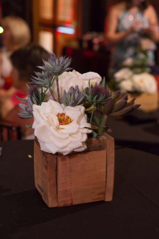 Flintwood — Garden Party - Denver Botanic Gardens Wedding