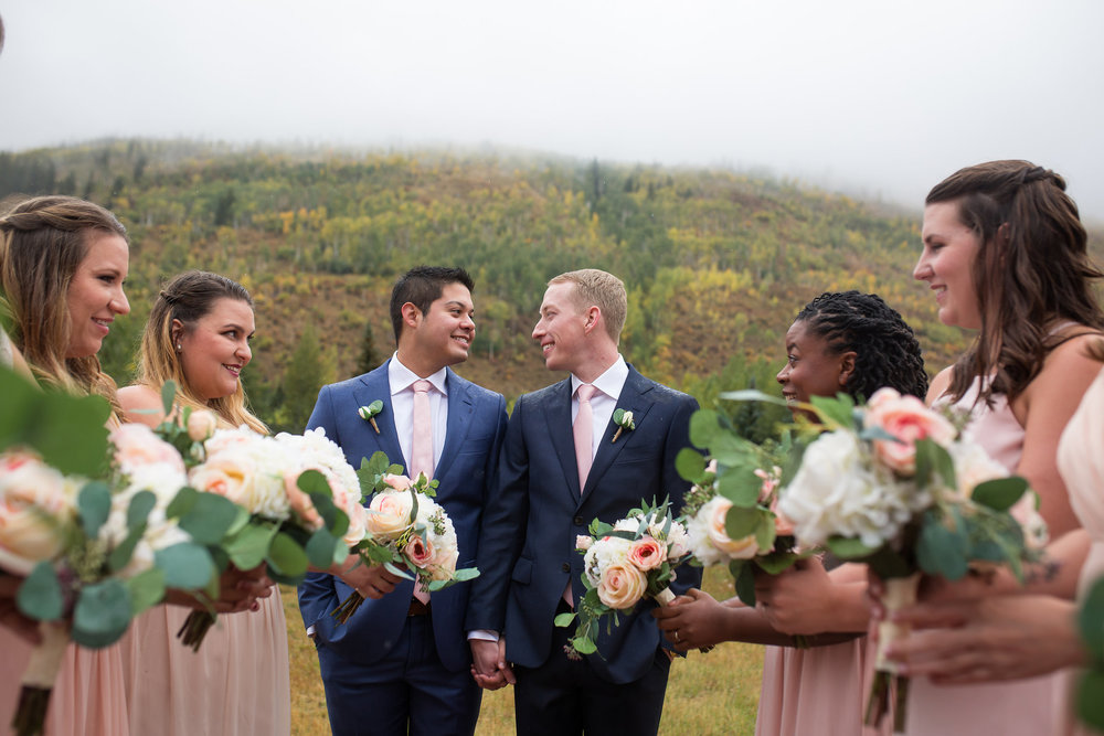 Drake & CO Blog - Paul & Conner's Vail Wedding