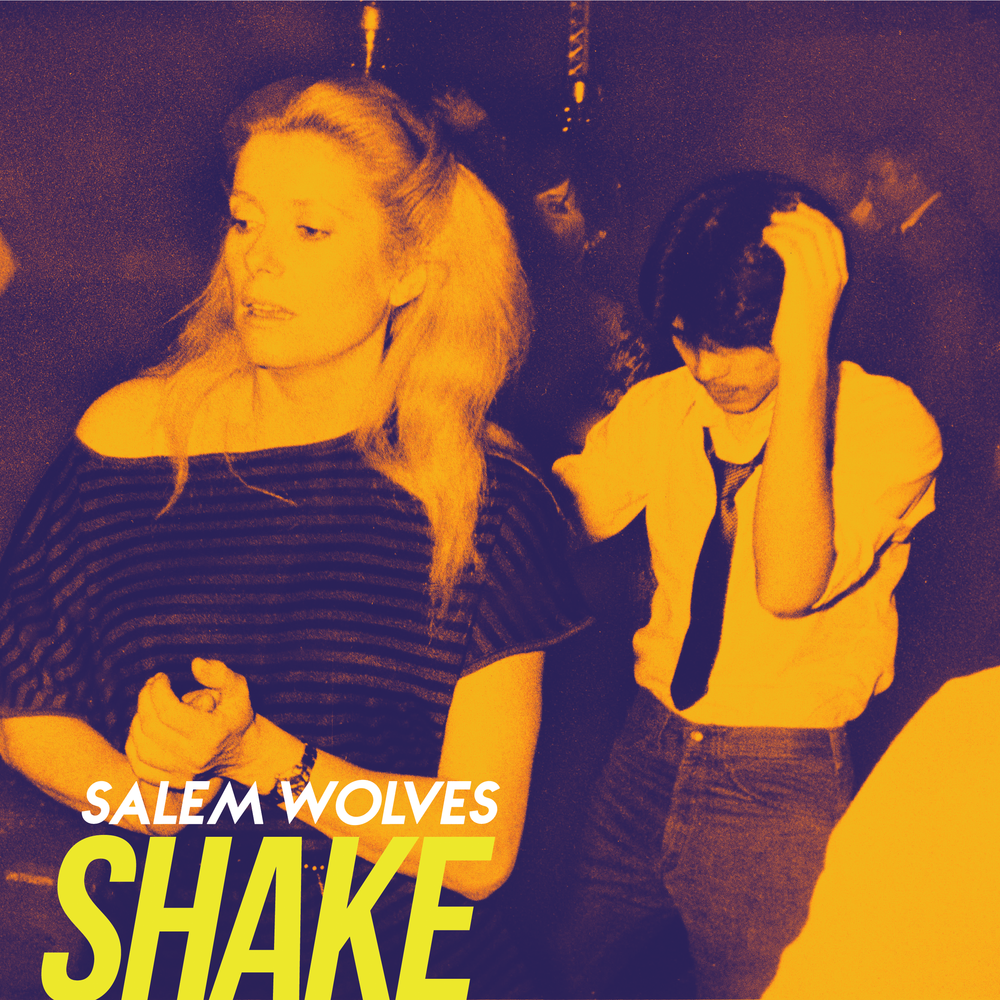 Salem Wolves new record 'Shake' has arrived. Listen to it now on  Bandcamp ,  iTunes  and  Spotify.