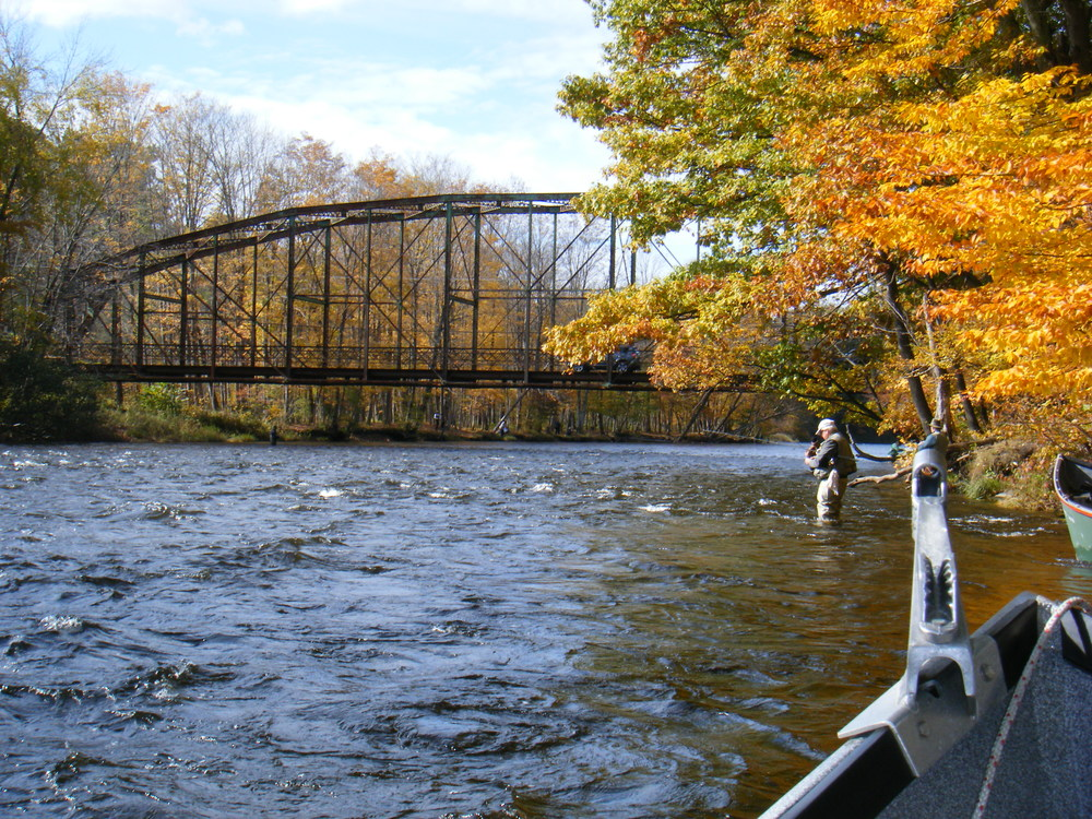 Salmon River - Oswego County, NY