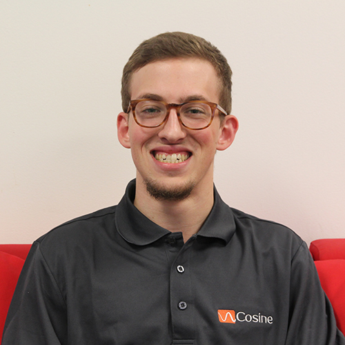 Colby Cupit   Senior Software Developer