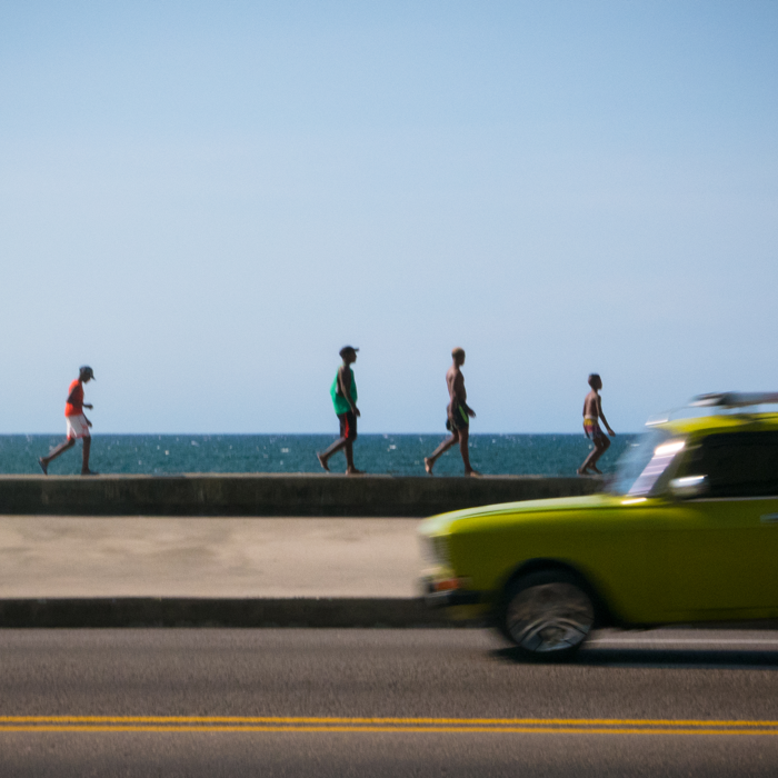 Visual Storytelling In spring 2016, an editor and I pitched an exploratory trip to Cuba. We wanted to see how the country and changing and produce something beautiful and informative. Experience cuba