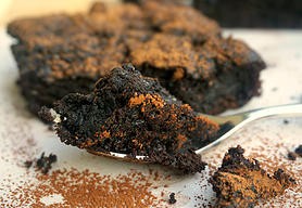 AIP Carob Brownies