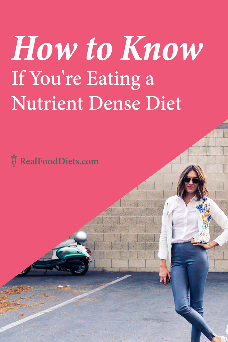 Eating healthy can be easy. You don't have to overcomplicate it, just ask yourself these 5 questions every day and you can be sure you're eating a nutrient dense diet. @realfooddiets