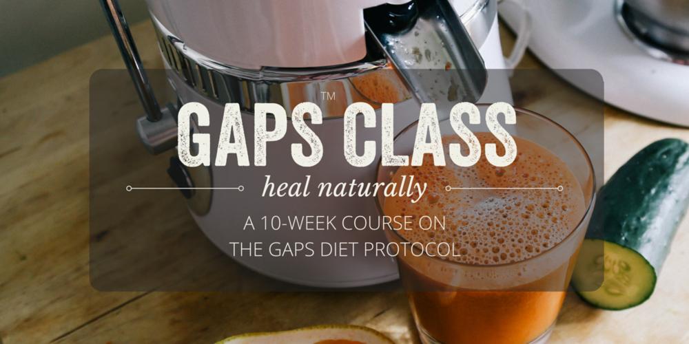 gaps-diet-class