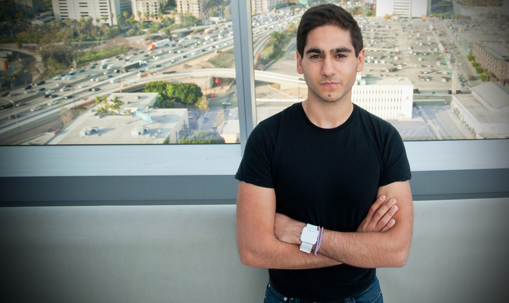 Alex Banayan Author (Penguin Random House) and Venture Associate