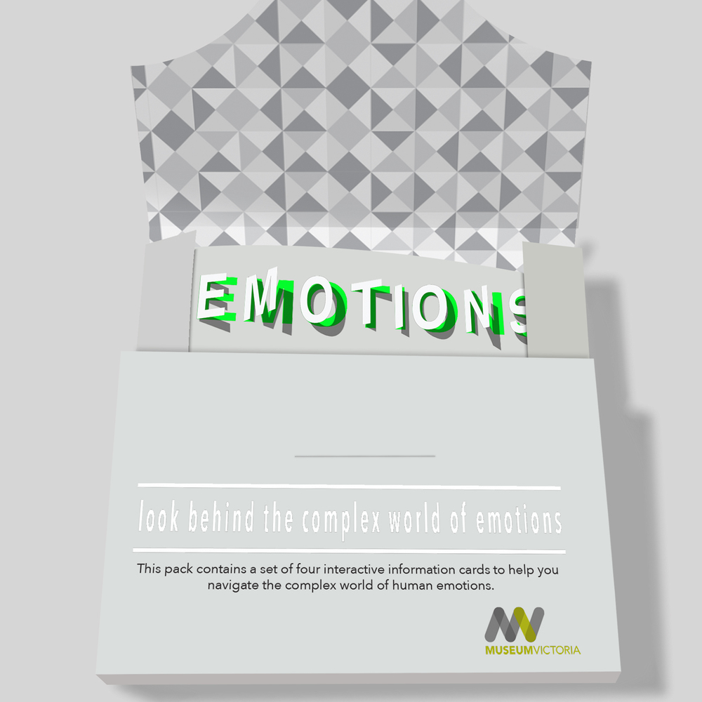 Museum Victoria - Emotions, Interactive Information Pack