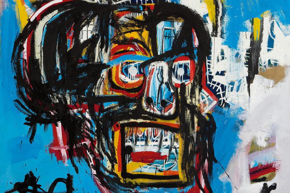 © The Estate of Jean-Michel Basquiat/ADAGP, PARIS/ARS, 2017