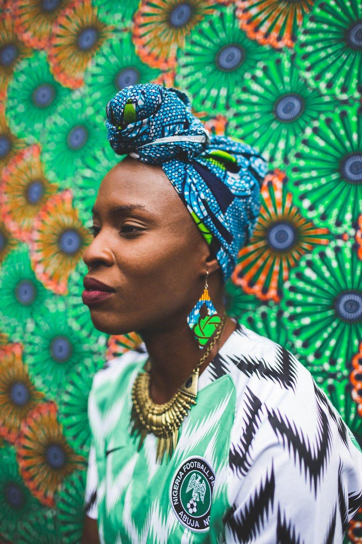 'Nigeria' photography by Dami Khadijah