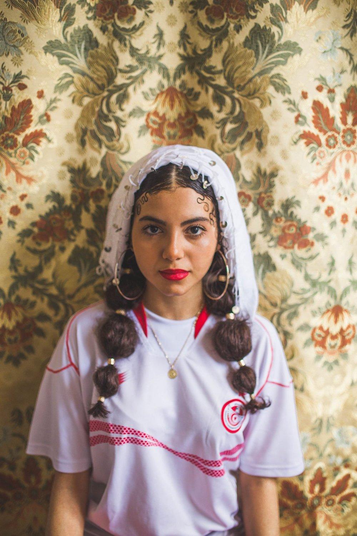 'Tunisia' photography by Dami Khadijah