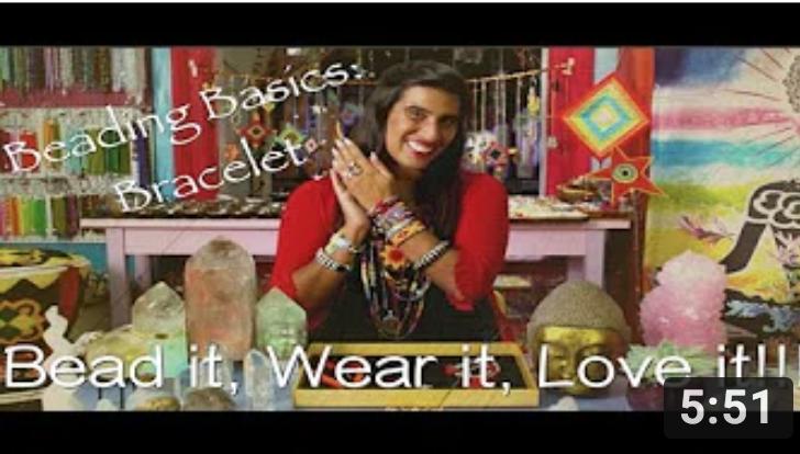 Beading Basics 101: Bracelet Making