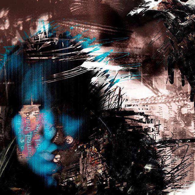 Self portrait, digital collage, made in 2011... . . . #collage #art #visualarts #visualart #digitalart #digitalartist #digitalarts #artist #artwork #arte #digitalcollage #photography #photoshop #darkart #pastel #mediaart #selfportrait #darkart