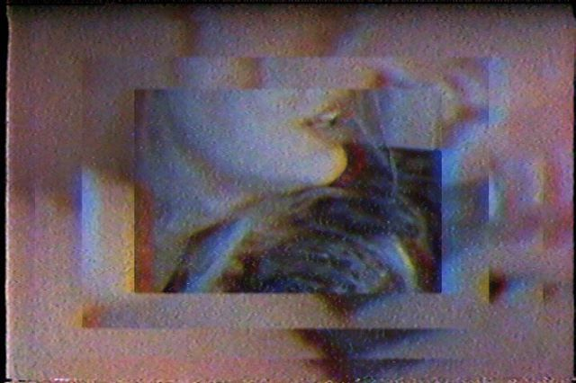 Still from video titled Shades of Her, 2015... . . . #mediaart #mediaartist #digitalartist #digitalart #videoarte #videoart #videoartist #photography #film #filmartist #abstractart #pastel #art #arte #artist #vhs