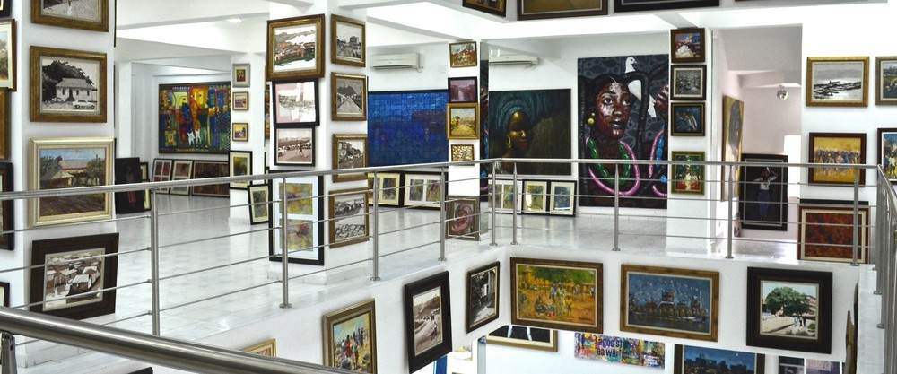 Nike Art Gallery / Lagos