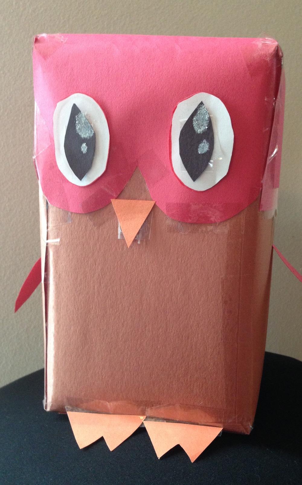 Owl Boximal