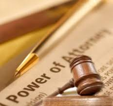 Power of attorney, estate planning