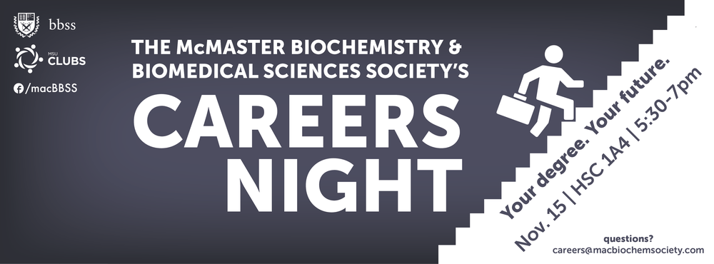 Careers Night: Figure out what to do with your degree on November ...