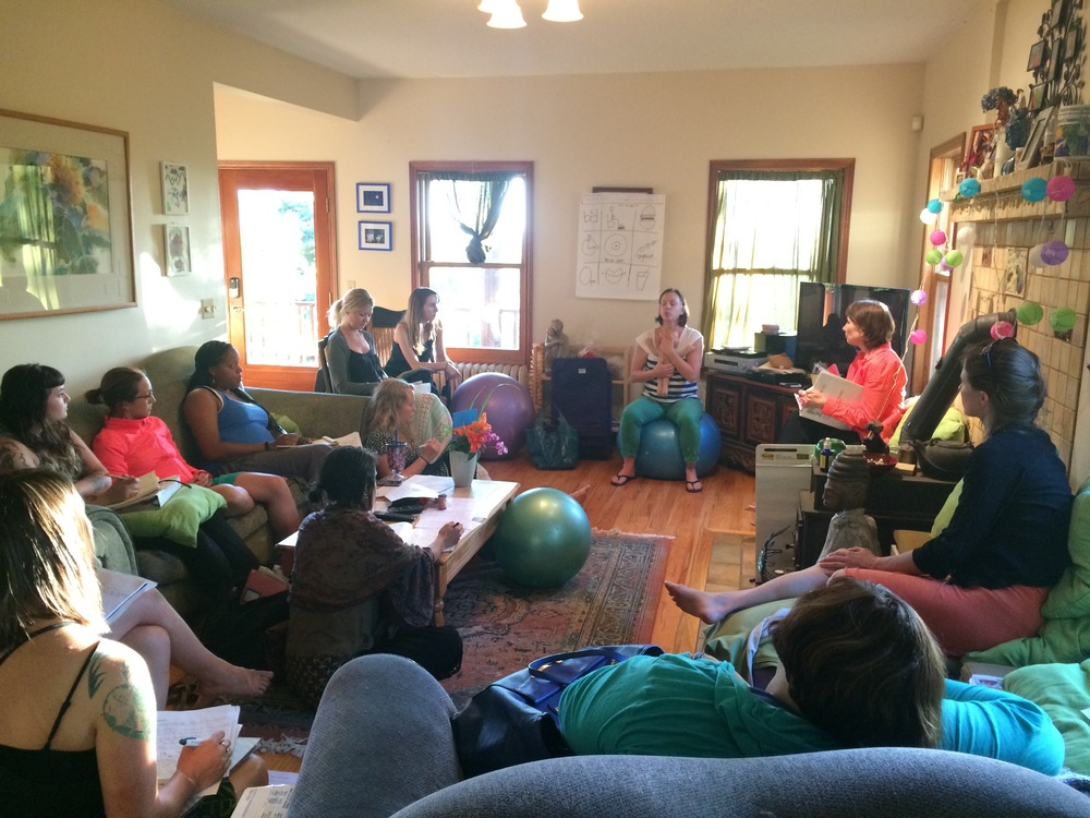 Expert Doula Panel Nights