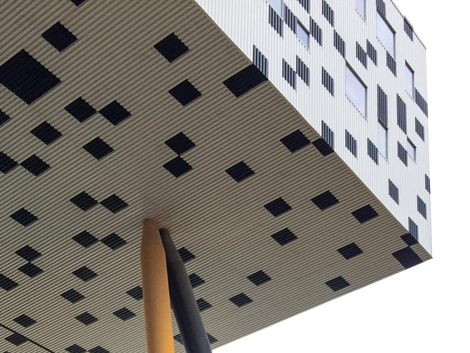 OCAD University's Sharp Centre for Design Exterior