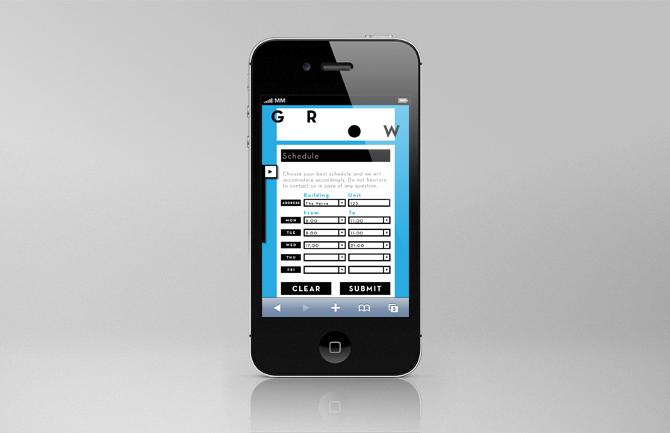 GROW Mobile App