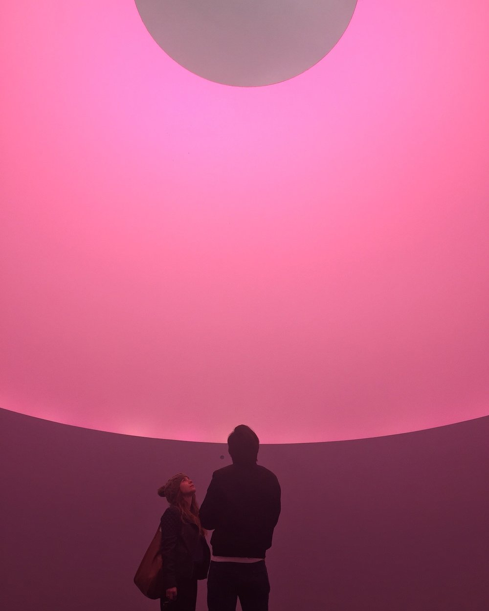 James Turrell, National Gallery - image by  Kara Town